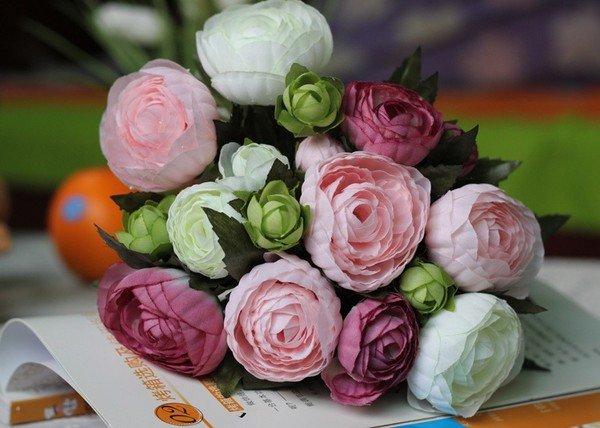 Какие цветы дарить молодоженам? Какие цветы не дарят на свадьбу? Букет на свадьбу своими руками