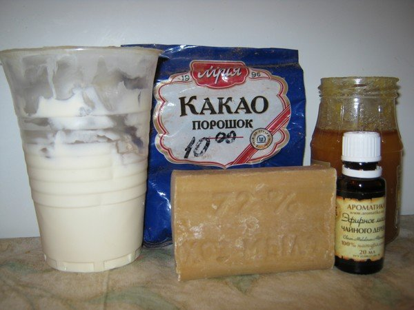 Рецепт для волос с хозяйственным мылом