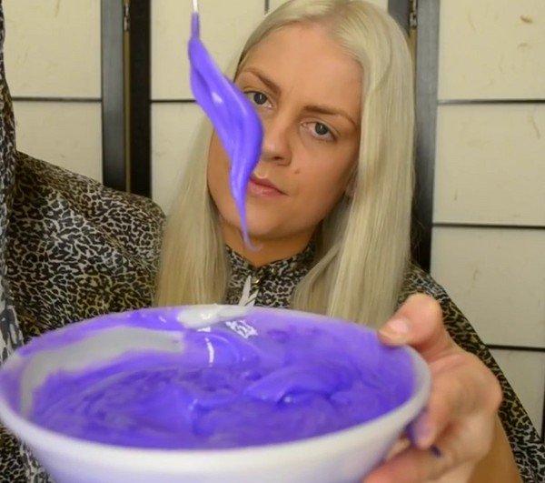 Покрась волосы в домашних условиях тоником 507