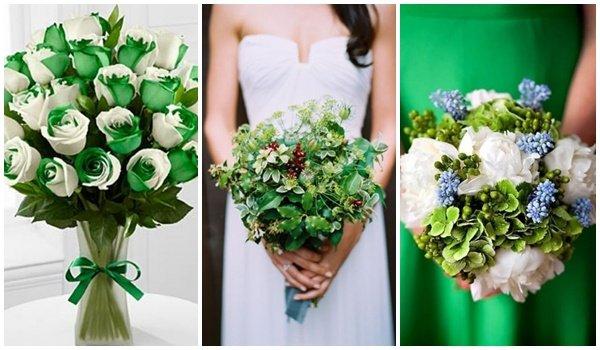 Букеты невест к прямому платью