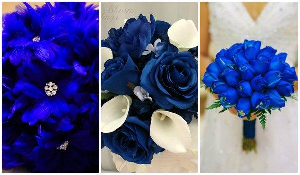 Синие букеты на свадьбу подставка под цветы напольная в угол купить