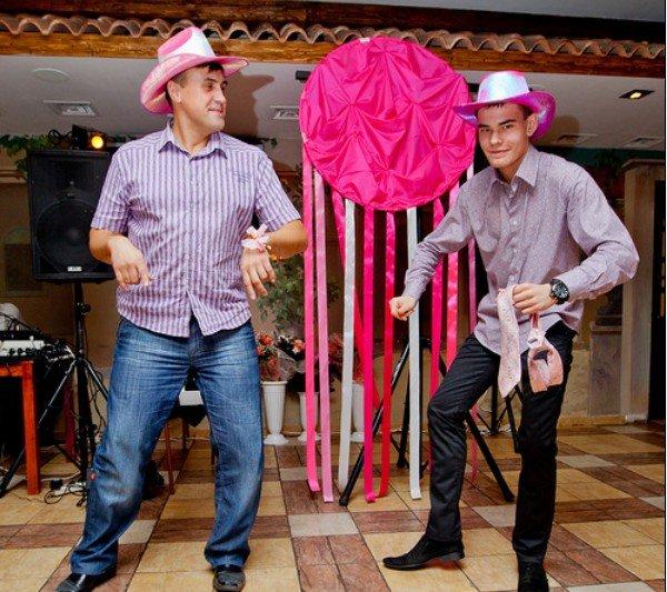 Сценарий для розовой свадьбы с конкурсами и поздравления 607