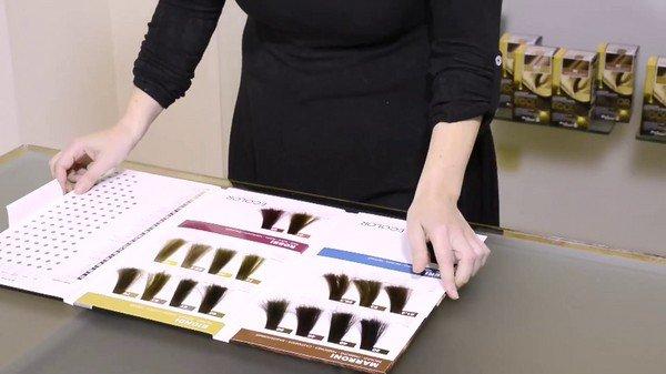 Wie die Mittel für laminirowanija das Haar zu bestellen