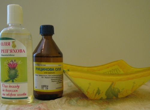 Маска для волос димексид репейное масло 778970642