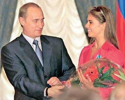 Алина кабаева свадьба с путиным