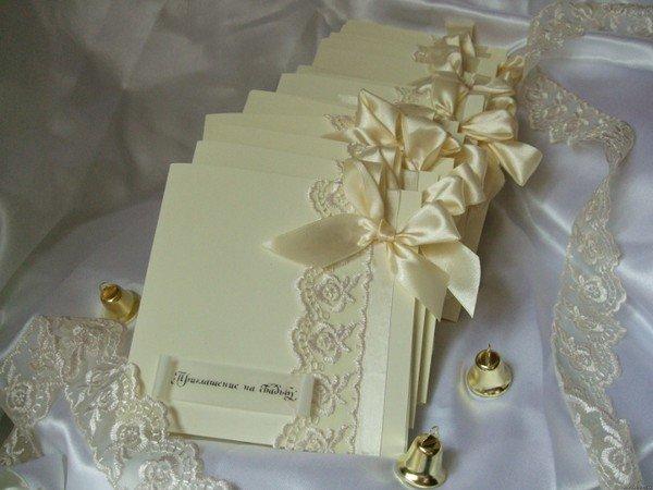 Идея для пригласительных на свадьбу своими руками