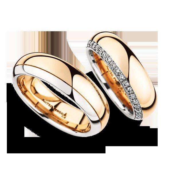 дизайн свадебных колец
