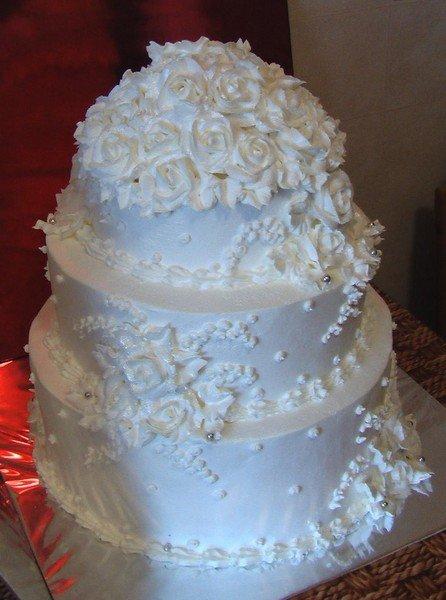 Свадебные торты фото с мастикой