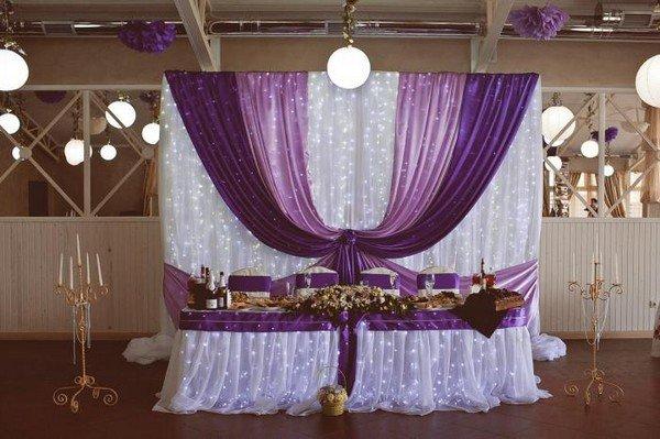 Из чего сделать арку для свадьбы своими