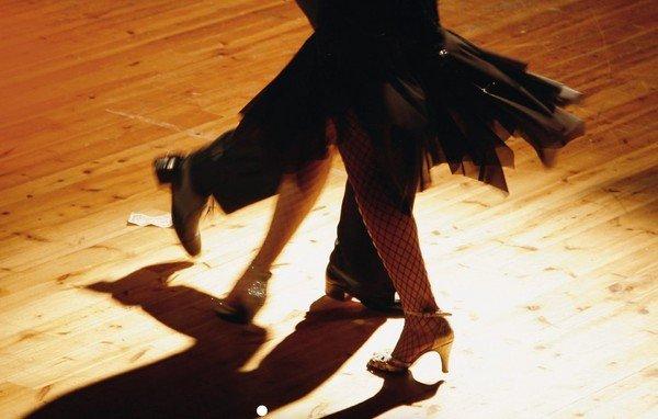 Сальса – история живого танца