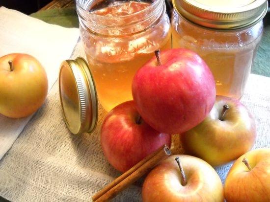Варенье из яблок в домашних условиях