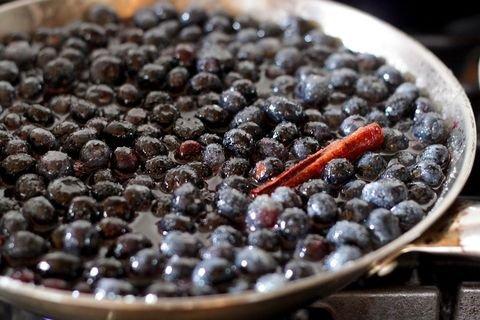 рецепты черничое варенье