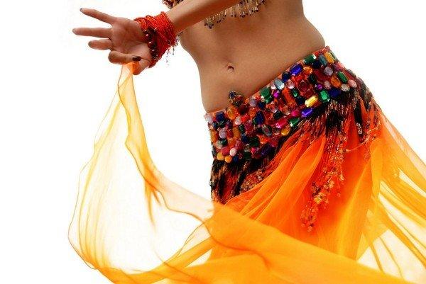 Сексуальность в восточном танце