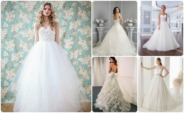 Два свадебных платья для одной невесты