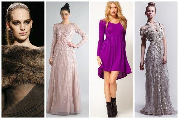 Какой наряд надеть на свадьбу зимой, если вы гостья?