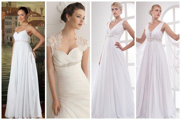 Голые красивые невесты на фотографиях