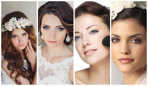 Естественный макияж для брюнетки фото
