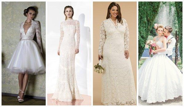 Второй раз замуж какое платье выбрать