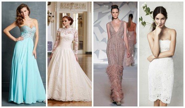 2 свадебных платья для невесты