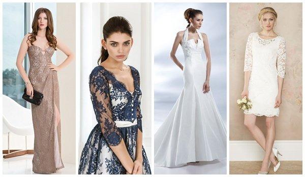 Платье свадебное для второго брака