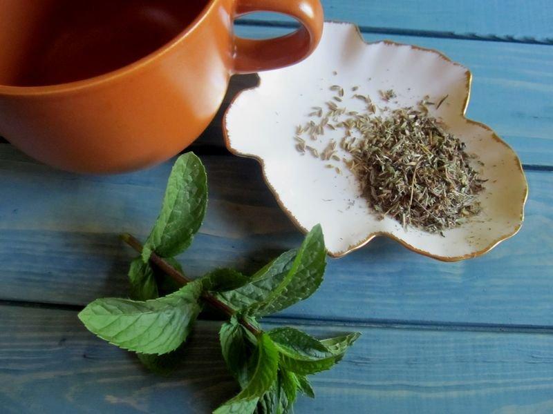 какой чай для очищения кишечника можно пить