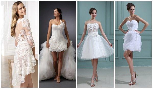Платье невесты второй день свадьбы