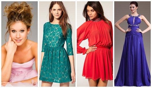 Какие Платья Одевают Летом На Свадьбу