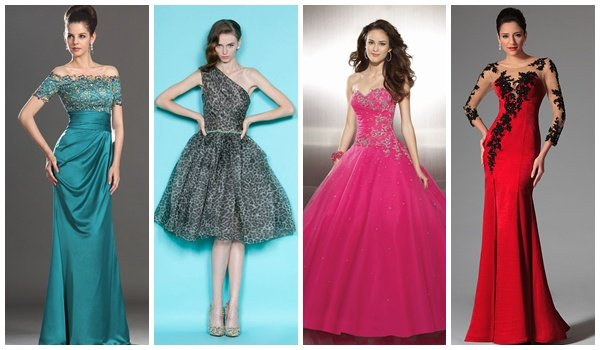 Какие платья можно сшить на свадьбу