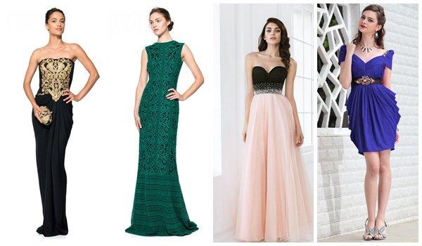 Как одеться на свадьбу девушке гостье фото стильно в 2017