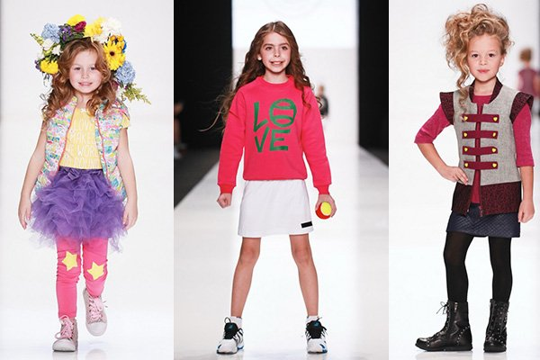 Модели детской юбки фото
