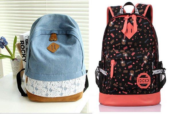 Модные портфели с карманами