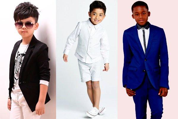 Детские Строгие Костюмы Для Мальчиков