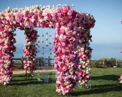 Свадебная арка шаров своими руками 132