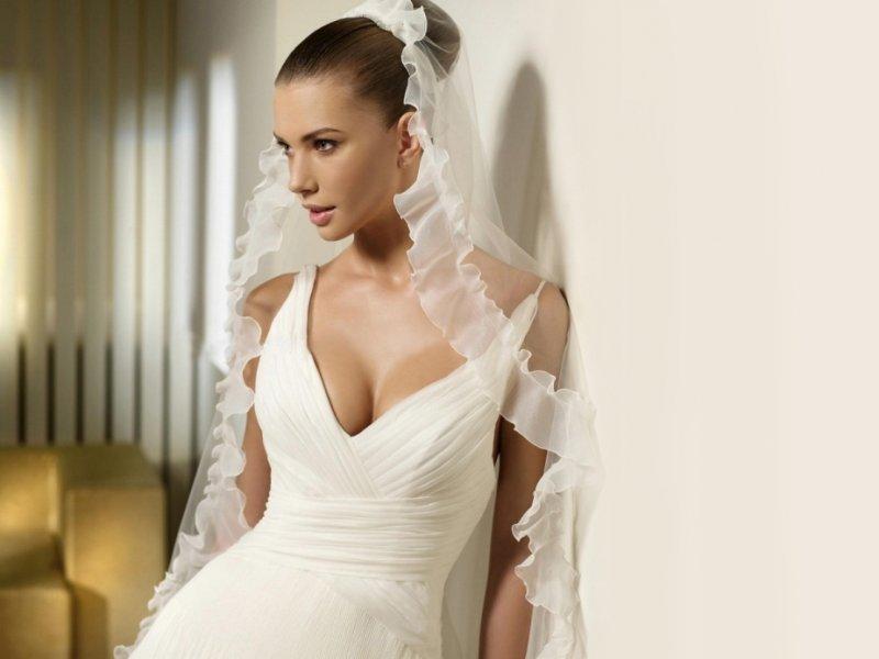 Красивое платье для брака