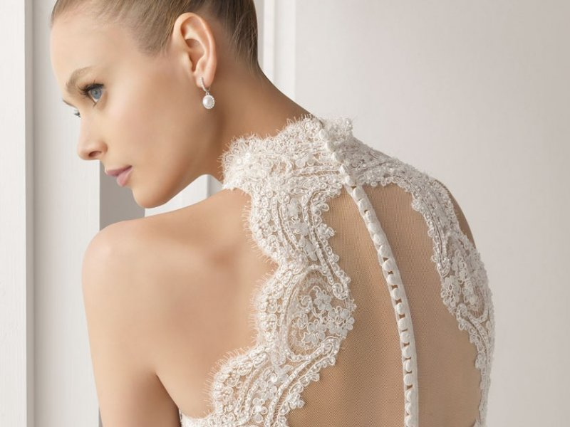 Фото кружевных платьев на свадьбу