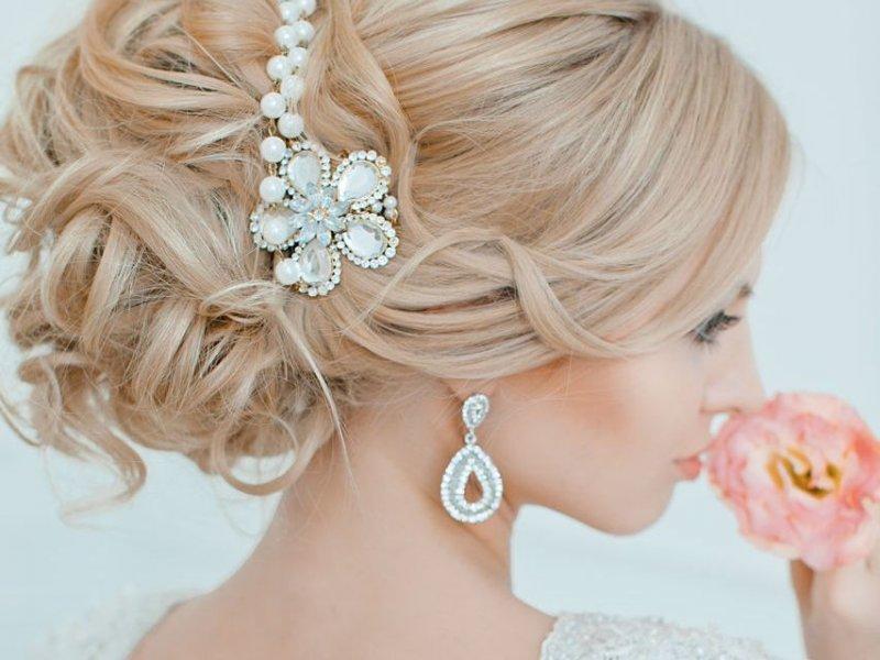 Свадебные причёски для гостей