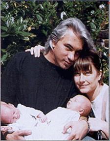 дмитрий хворостовский дети от первого брака фото