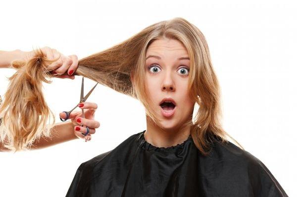 Сон отрезать себе волосы
