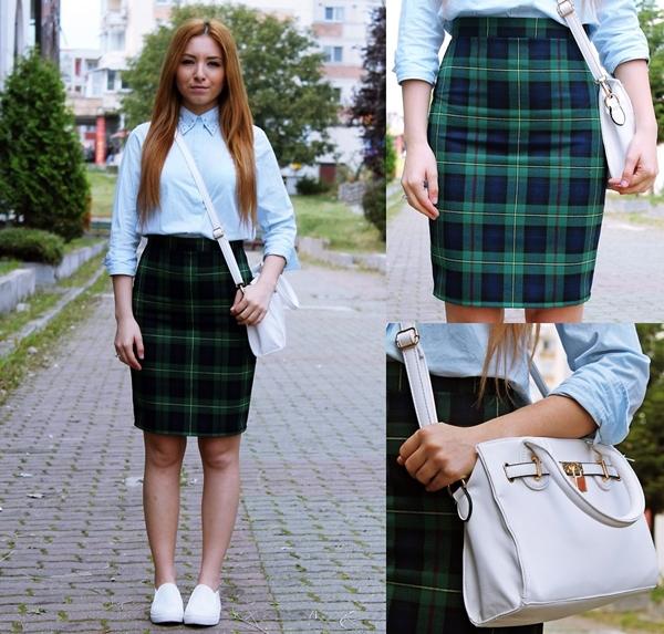 Какие юбки можно носить в школу