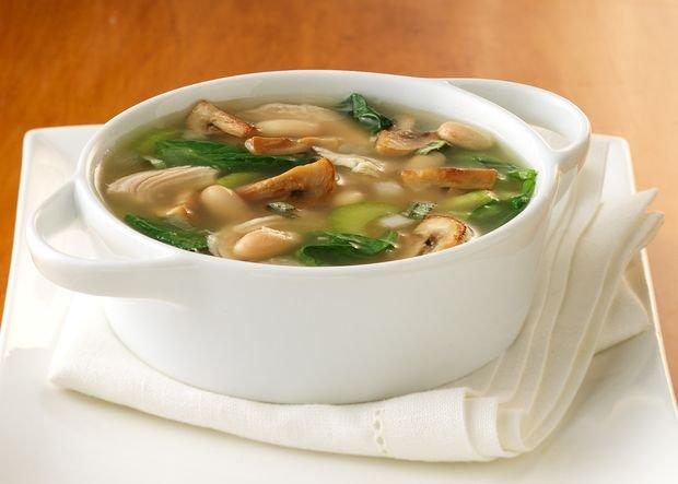 блюда из свежих белых грибов рецепты фото