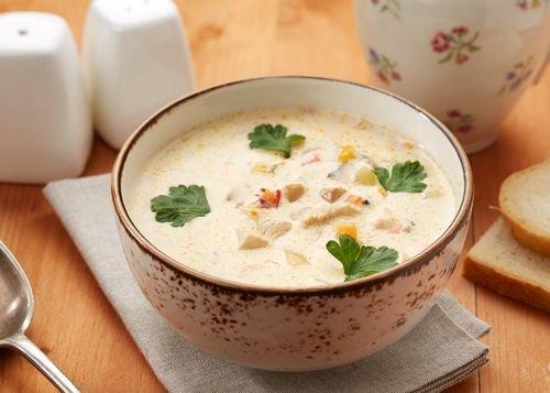 рецепт грибной суп из подберезовиков рецепт с фото