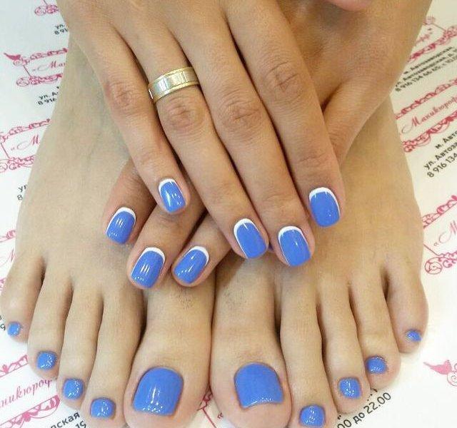 Как сделать лунки на ногтях из геля 367