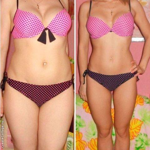 как похудеть на 4 килограмма за месяц