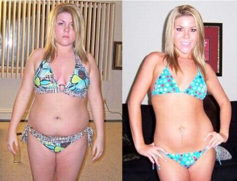 похудеть на 20 кг за 5 месяцев