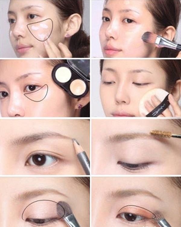 Как сделать макияж своими руками