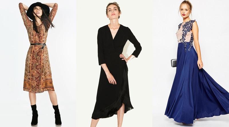 платья модные в этом сезоне фото 2016