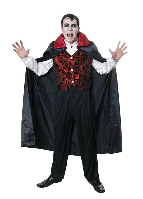 Костюм вампира на Хэллоуин своими руками для девушки. Варианты костюмов вампира на Хэллоуин своими руками для парня - allWomens