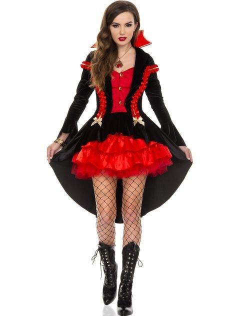 Костюм вампира на хэллоуин своими руками
