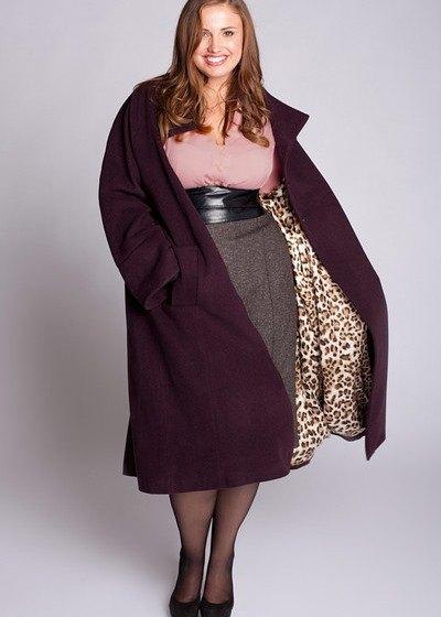 Зимняя одежда для полных людей. Полезные материалы. 2591. 2592