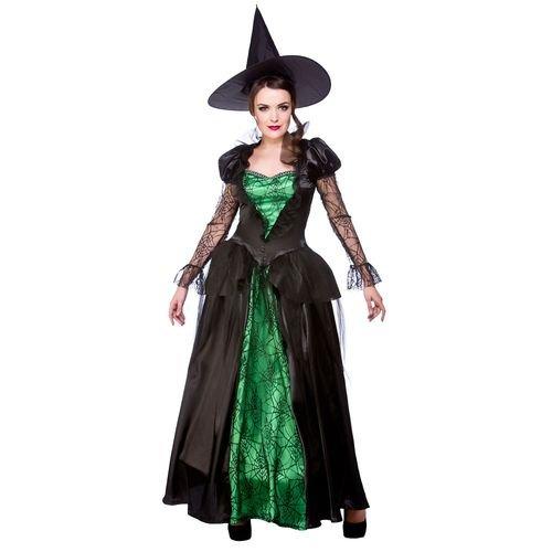Как создать образ ведьмочки
